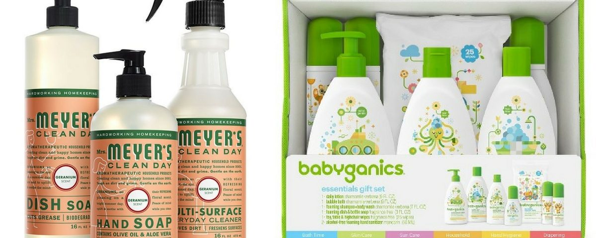 5 Baby-Friendly Cleaning Product Lines to Keep Your Home Non-Toxic