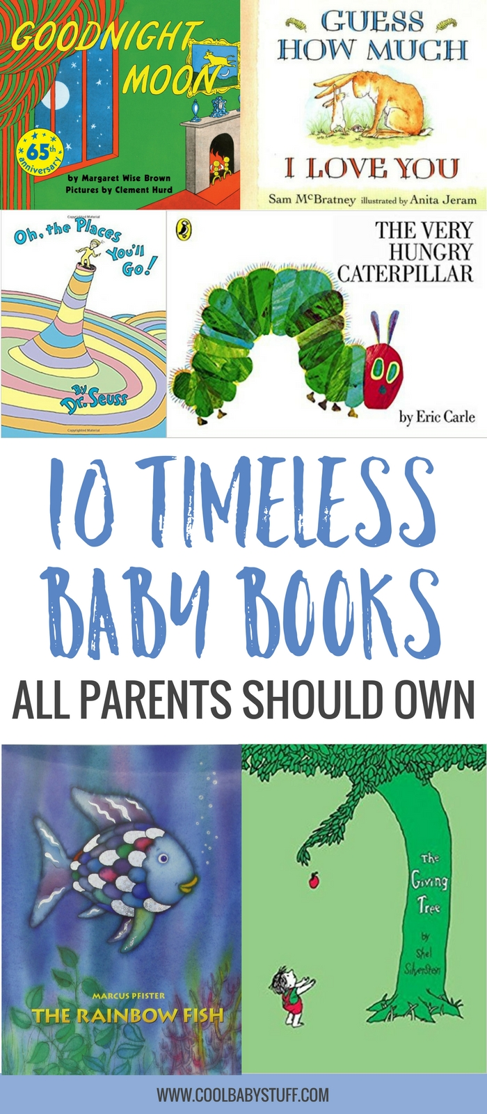 Reading to your child is so important as it helps develop phonic and reading skills early on. Not only that but it also allows for you to spend some quality time before putting your child to bed. There are so many books to choose from, but here are some timeless books that will last longer than just your first child.