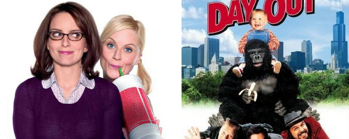 Top 5 Movies To Pee Your Pants Laughing While Pregnant