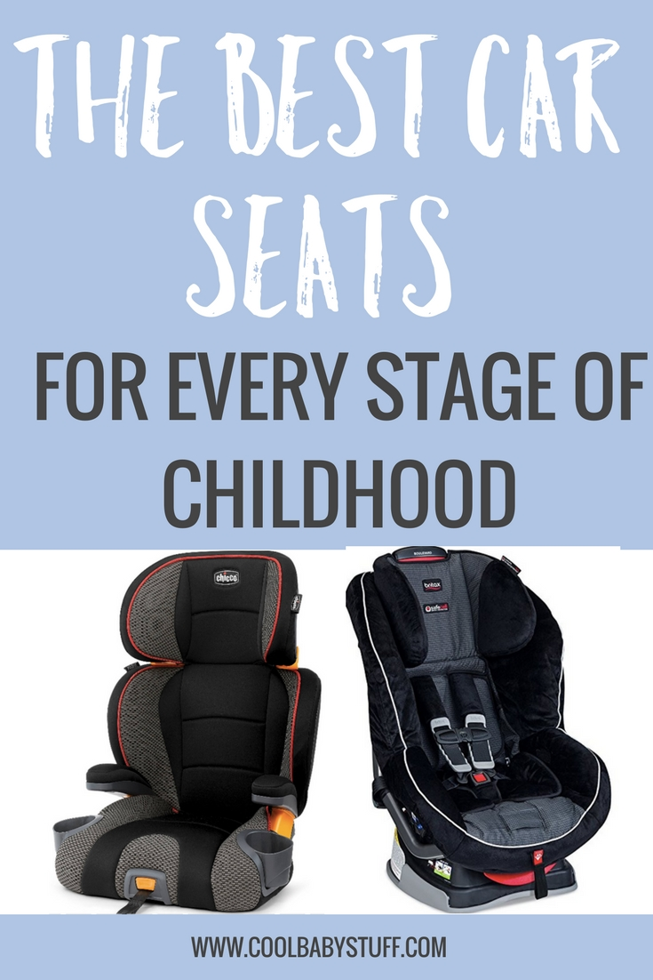 If you're ready to take your baby on the go but are unsure about what car seat will keep them safest and happiest, look no further!  Here are our favorite car seats!