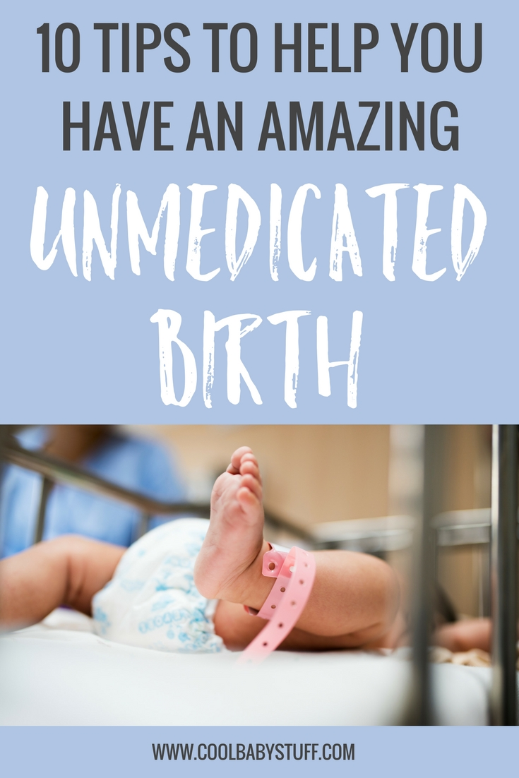 Childbirth is one of the most significant events in a woman's life and has the opportunity to be overwhelmingly empowering. While it's become the norm in the modern world to opt for the epidural, some women choose to exempt and have an unmedicated birth.