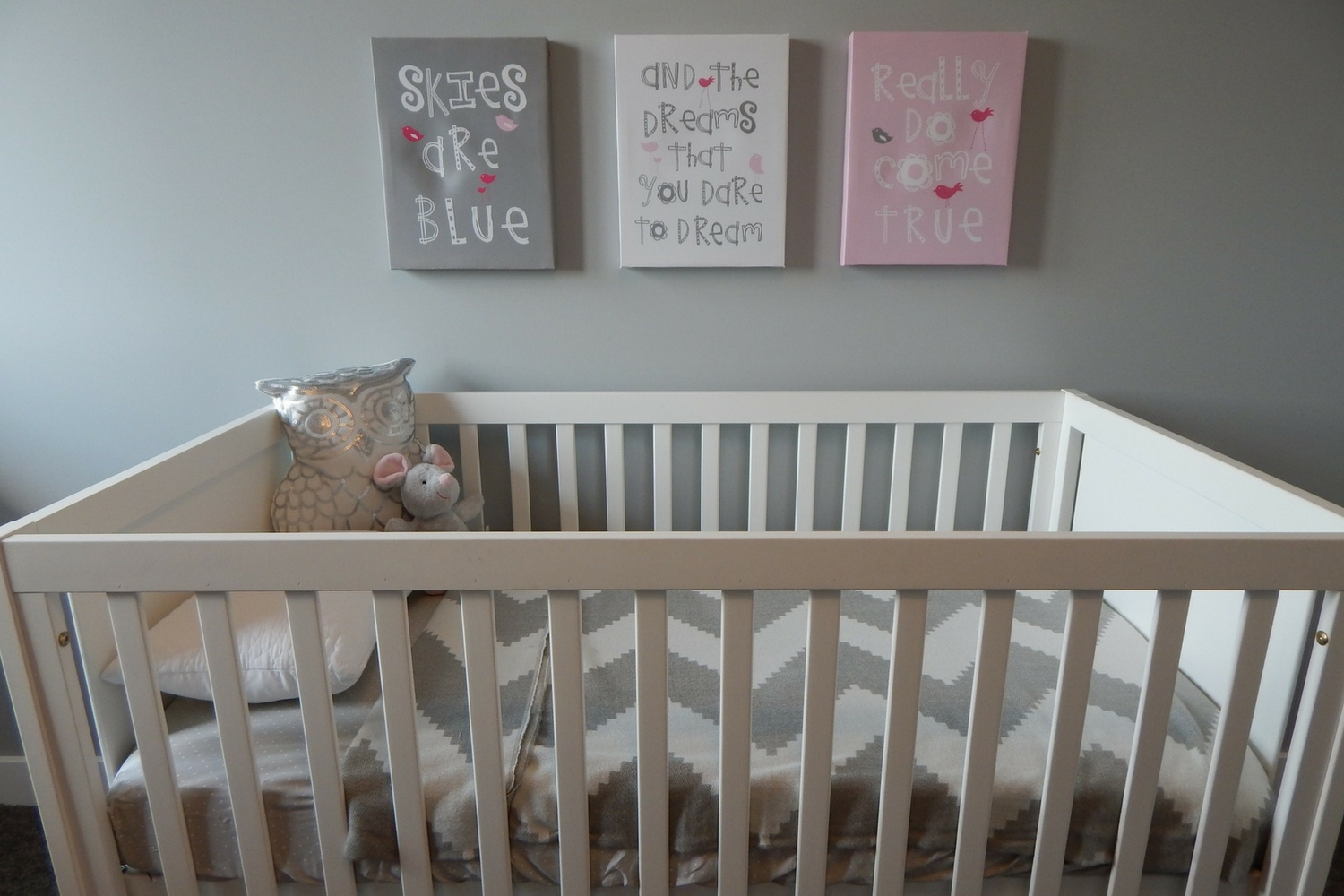 4 Ways To Look For The Bare Necessities For Your Nursery