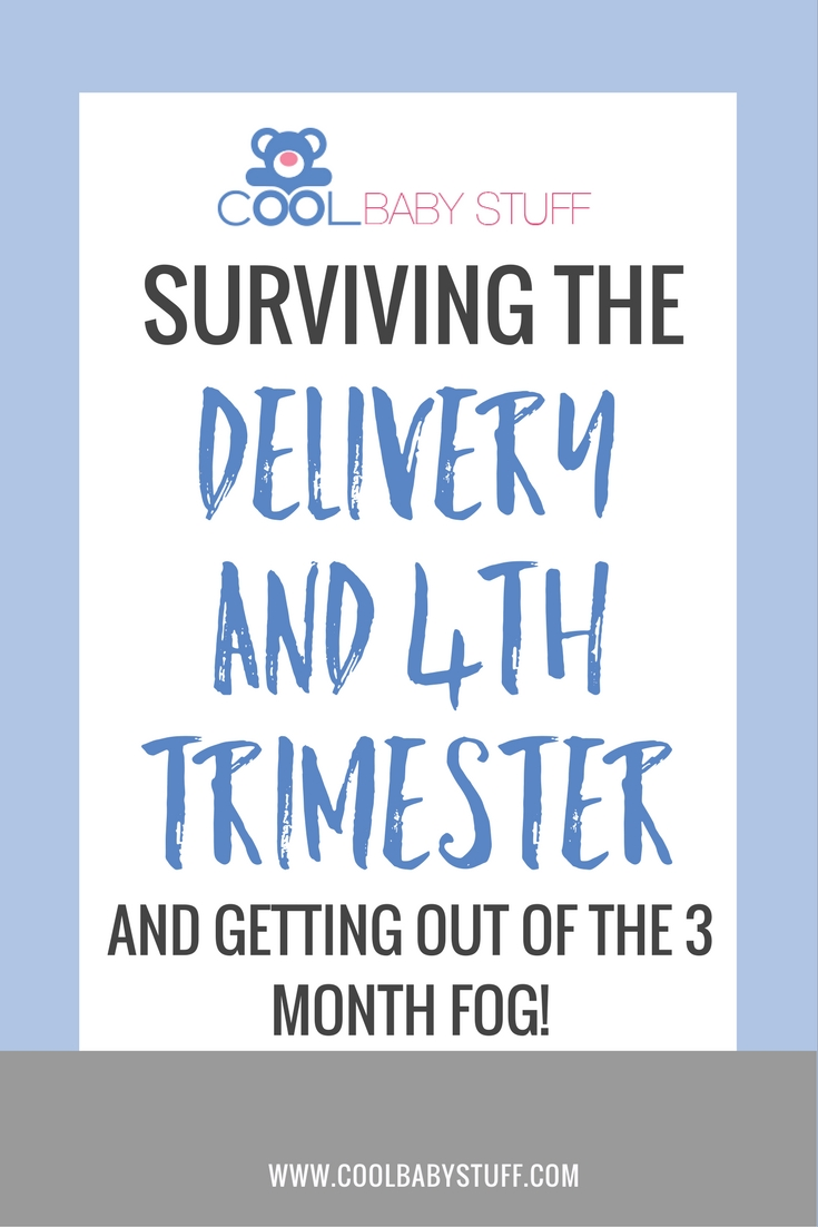 I thought something was wrong with me because I was tired, my thoughts were unclear, and I felt lost. Surviving the 4th trimester is hard, but doable!