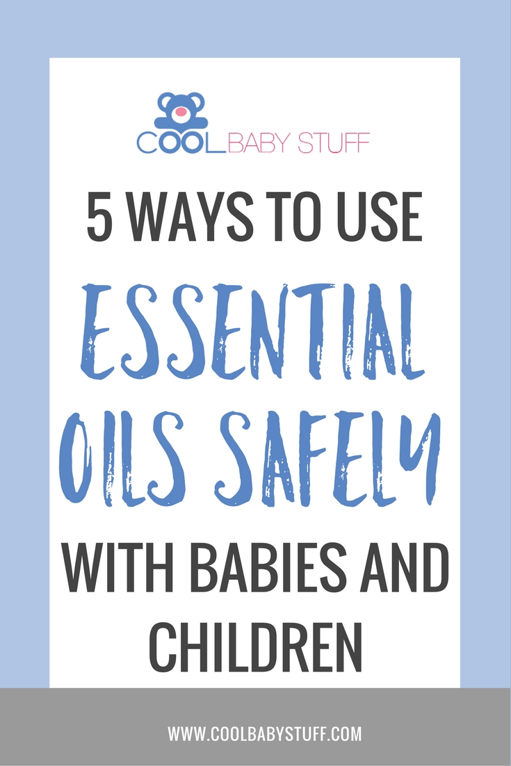 While there is plenty of controversy on the safety of essential oils with children, here are a few ways we use essential oils safely with children.