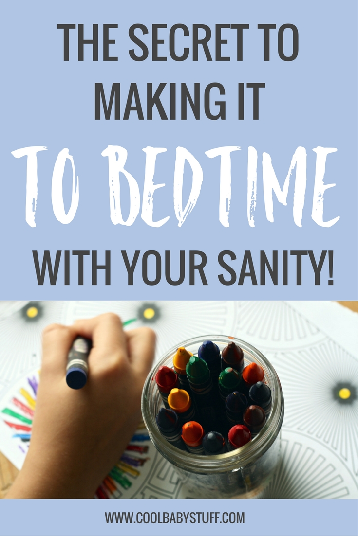 If you're wondering how to make it to bedtime with your sanity, these are the 5 secrets to help you break up those post nap hours and make it to bedtime with your sanity!