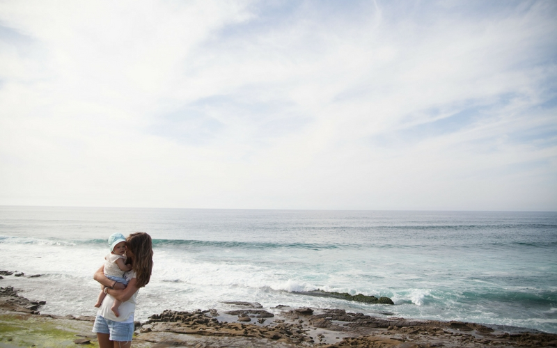 7 Must Haves For Your Next Beach Trip With A Newborn Baby