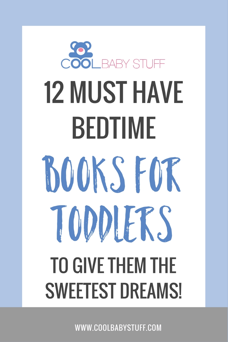Now that your child is ready for something a bit more interactive, engaging, and colorful, here are a few bedtime books for toddlers your kids will love!