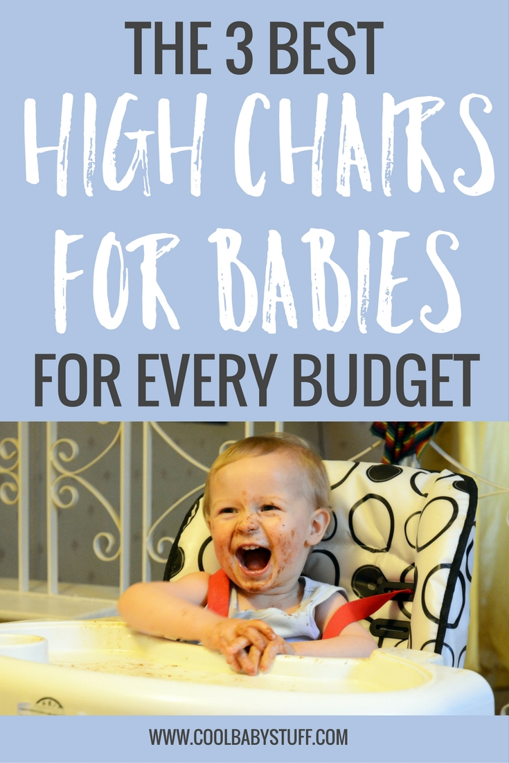 Deciding between the best high chairs is a tough decision, as it will be an investment for years to come. Here are the 3 best high chairs for every budget.