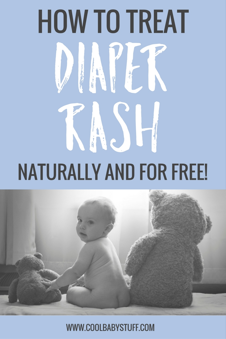 For babies who have a minor diaper rash, you can try some homeopathic remedies. Otherwise, you can try these free methods to treat diaper rash naturally.