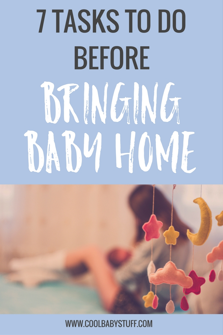 Whether this is your first child, or you are welcoming a little brother or sister, here are some things you want to have done before bringing baby home!