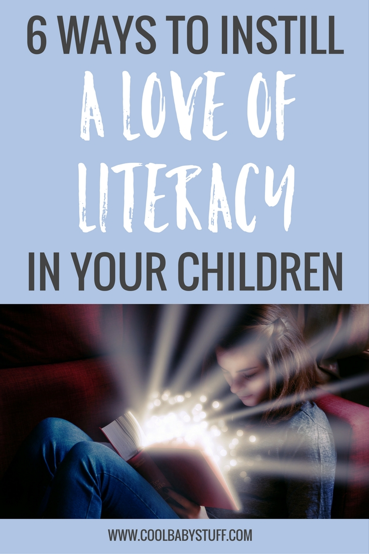 Here are a few things we did that I believe nourished a love for written language. Soon you will witness your own up and coming scholar love literacy!