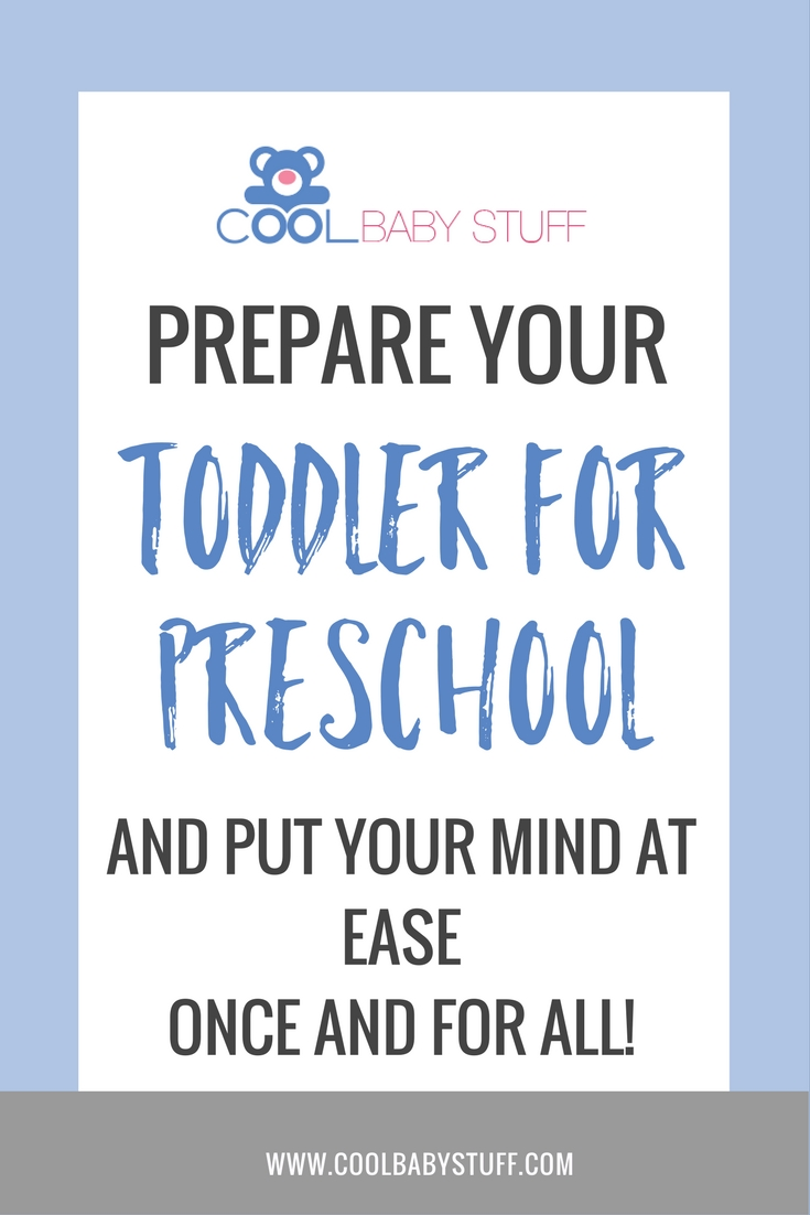 Here are some fun ways you can prepare your toddler for preschool and gently teach our children about this new transition in fun and exciting ways.