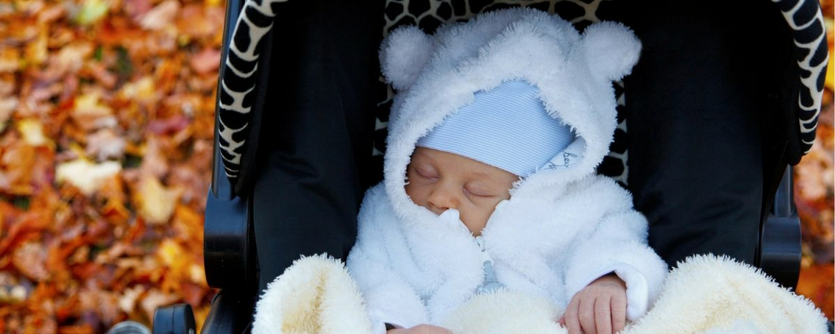 6 Ways To Appropriately Dress A Newborn In Fall