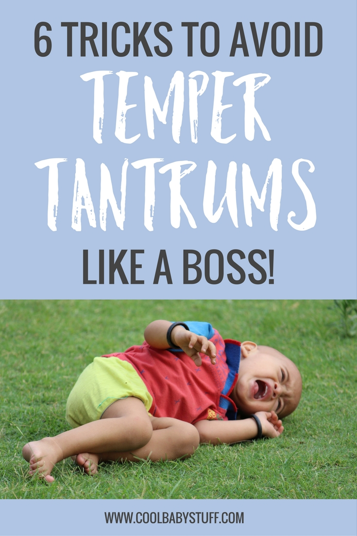 Temper tantrums are no fun and sometimes you don't know why toddlers throw temper tantrums! Here are a few tricks to prevent those toddler temper tantrums once and for all!