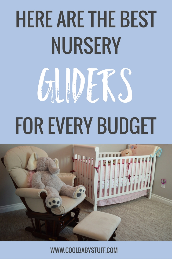 It's important to have one of the best nursery gliders as it will be used plenty as you rock and hold your baby. Here are the best nursery gliders for every budget out there.