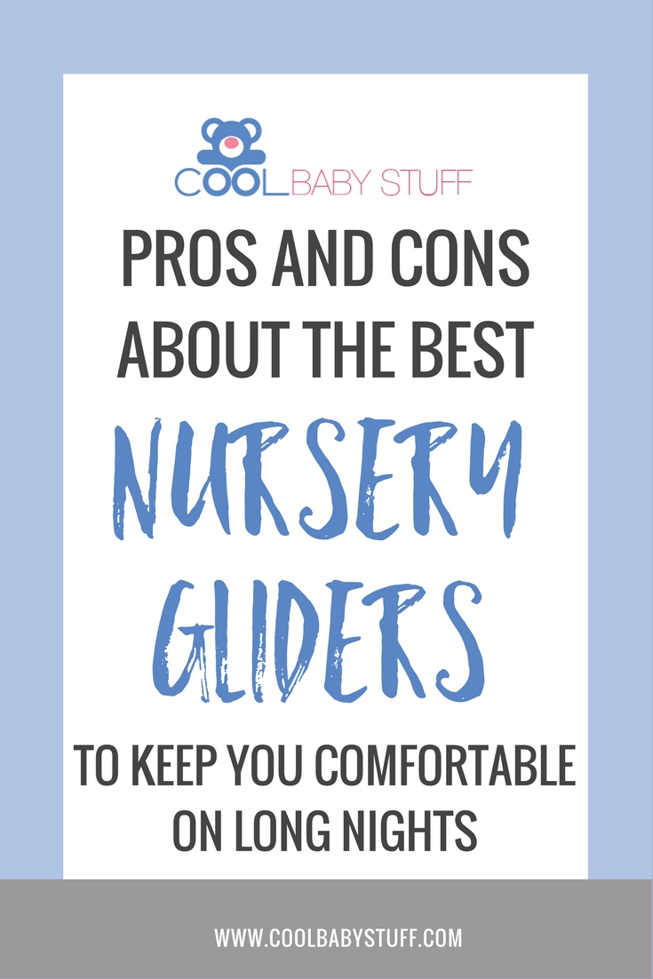 It's important to have one of the best nursery gliders as it will be used plenty as you rock and hold your baby. Here are the best nursery gliders.
