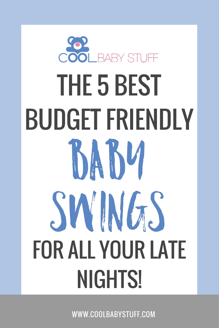 If you're on the market for a cheap baby swing on a budget to keep your little one sleeping, here are the best baby swings that won't break the bank.