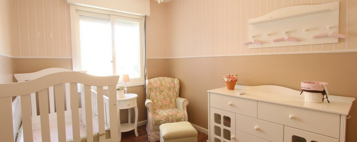 4 Creative Tips For Decorating A Nursery While Renting