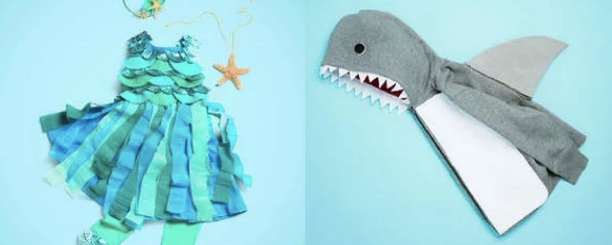 5 DIY Halloween Costumes For Kids You Can Make Today