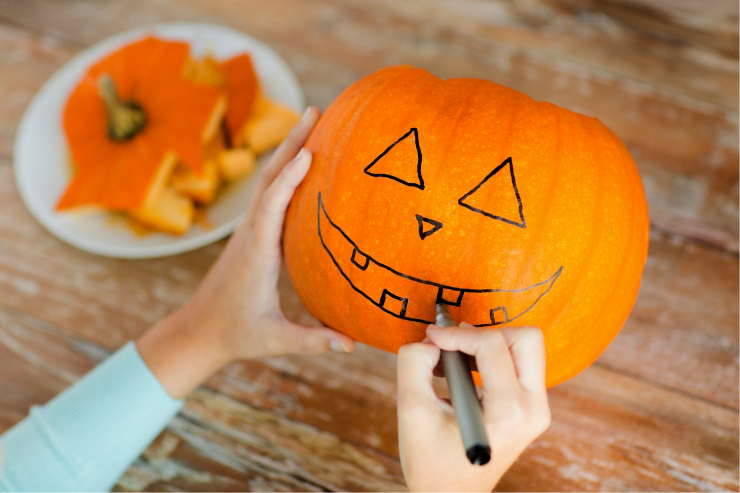 15 Tips For Pumpkin Carving With Kids Cool Baby