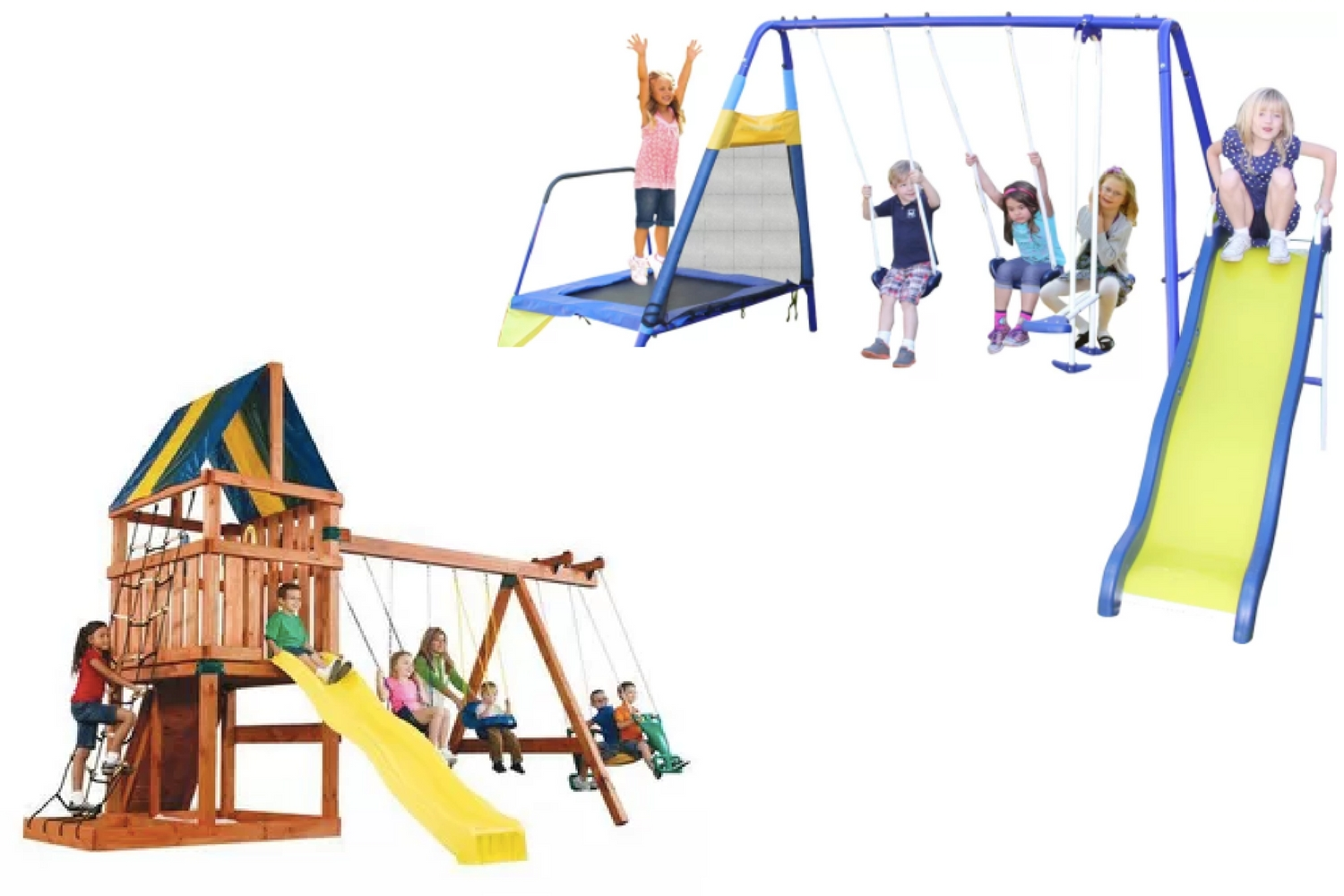 4 Best Swing Sets For Kids With Any Budget