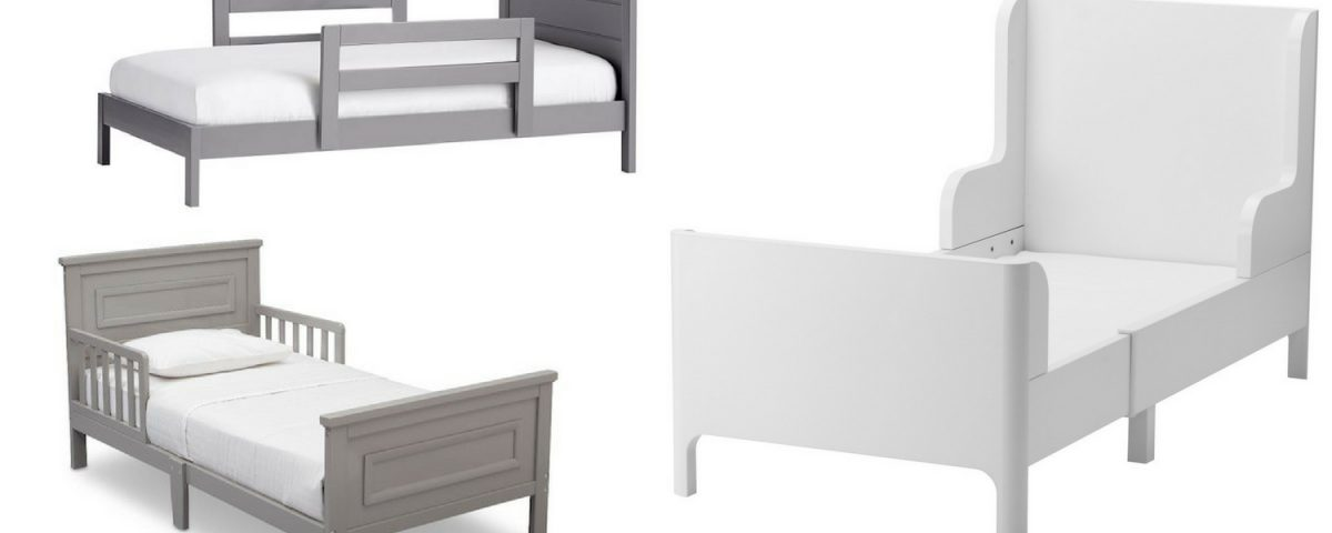 5 Best Toddler Beds For Any Budget & Style