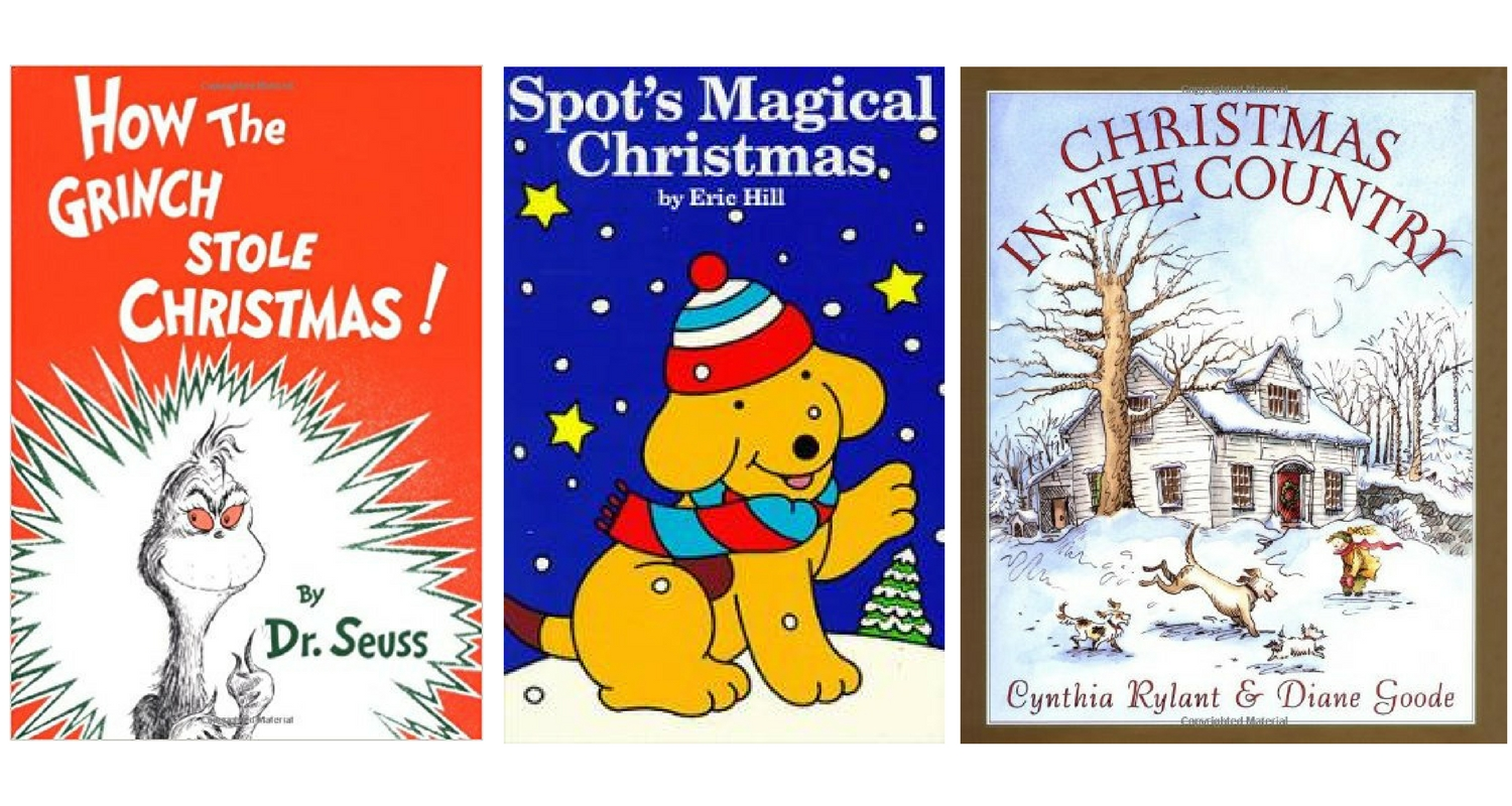 11 Must Read Children's Christmas Books