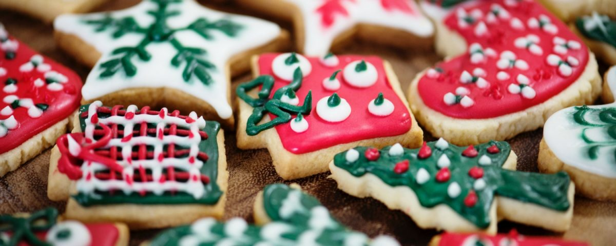 5 Cute And Easy Christmas Cookie Recipes