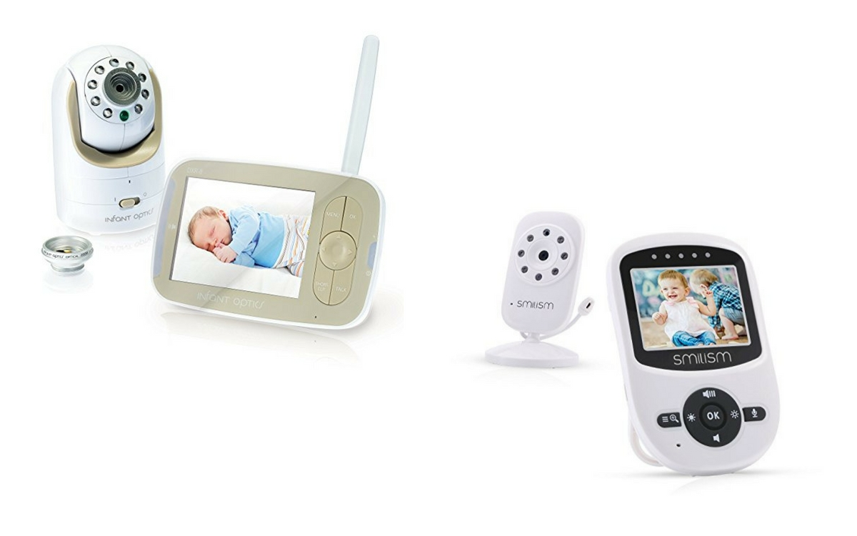 The 5 Best Baby Monitors Of 2017