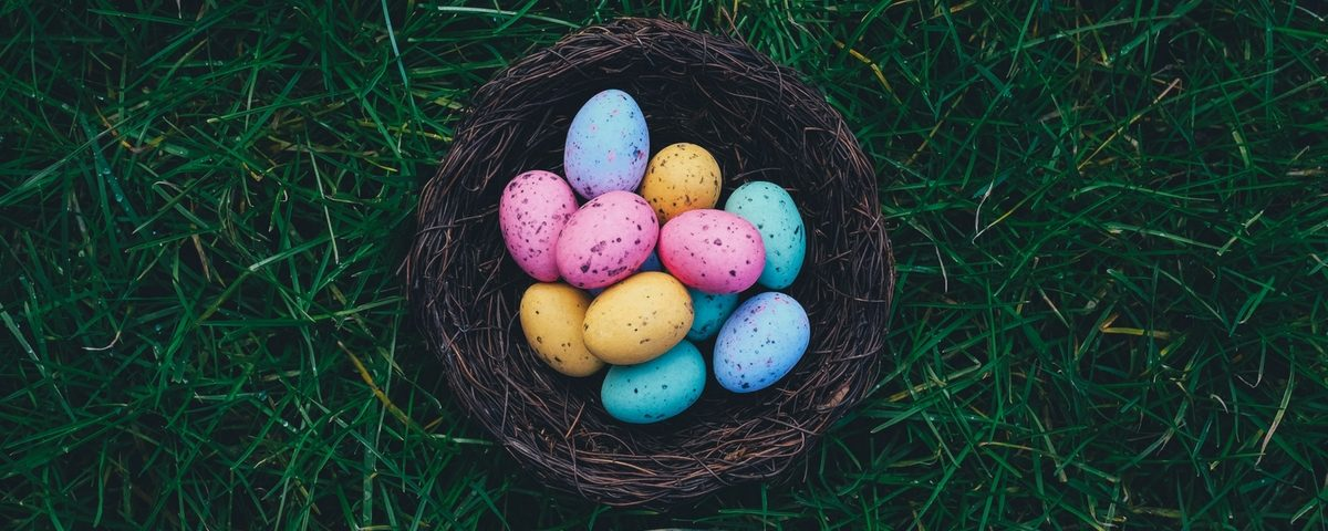 4 Ways To Celebrate Easter With Toddlers And Babies