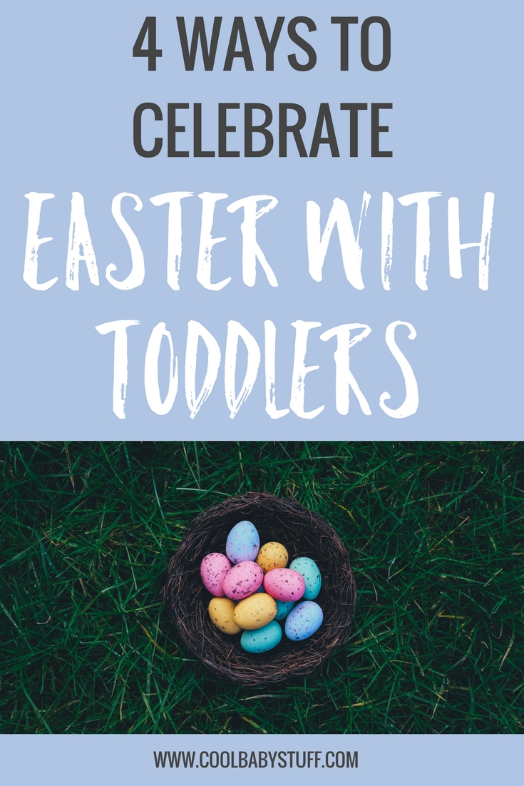 Easter season is coming up shortly, and celebrating the season is a must when you have young children. However, having to celebrate Easter with toddlers and babies can be a bit more difficult than with older children. Here are the best tips to celebrate Easter with toddlers and babies.