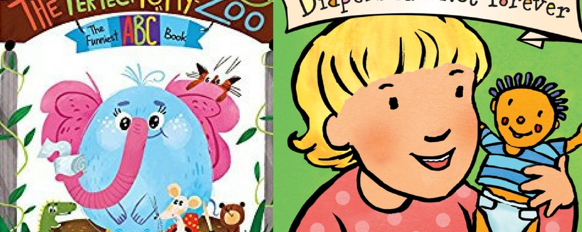 10 Amazing Potty Training Books For Toddlers