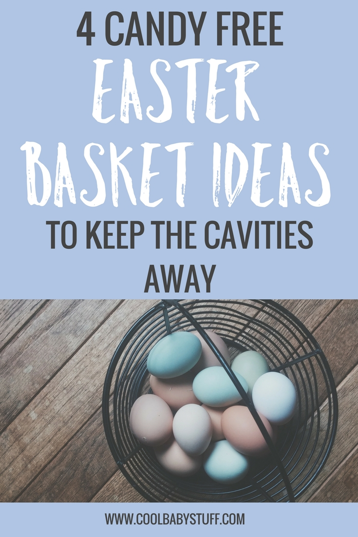 Whether you're trying to avoid choking hazards or sugar highs, there are still plenty of options for a candy free Easter basket surprise. It doesn't matter if your Easter bunny likes to DIY or order on Prime, there's something for everyone! Here are 4 candy free Easter basket ideas for your toddler.