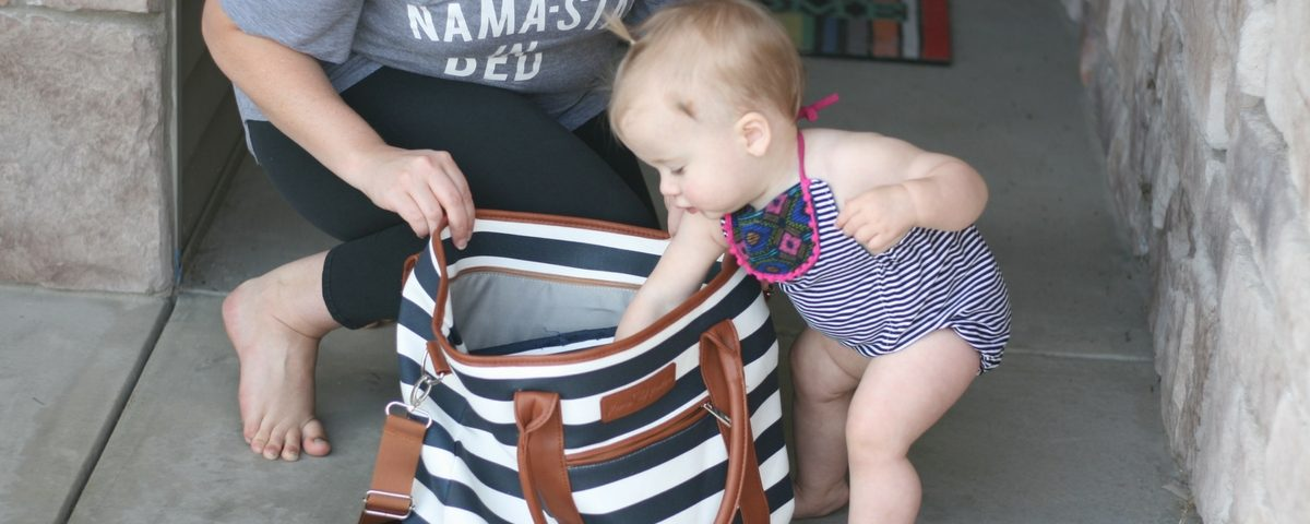 How To Organize The Perfect Diaper Bag In 5 Easy Steps
