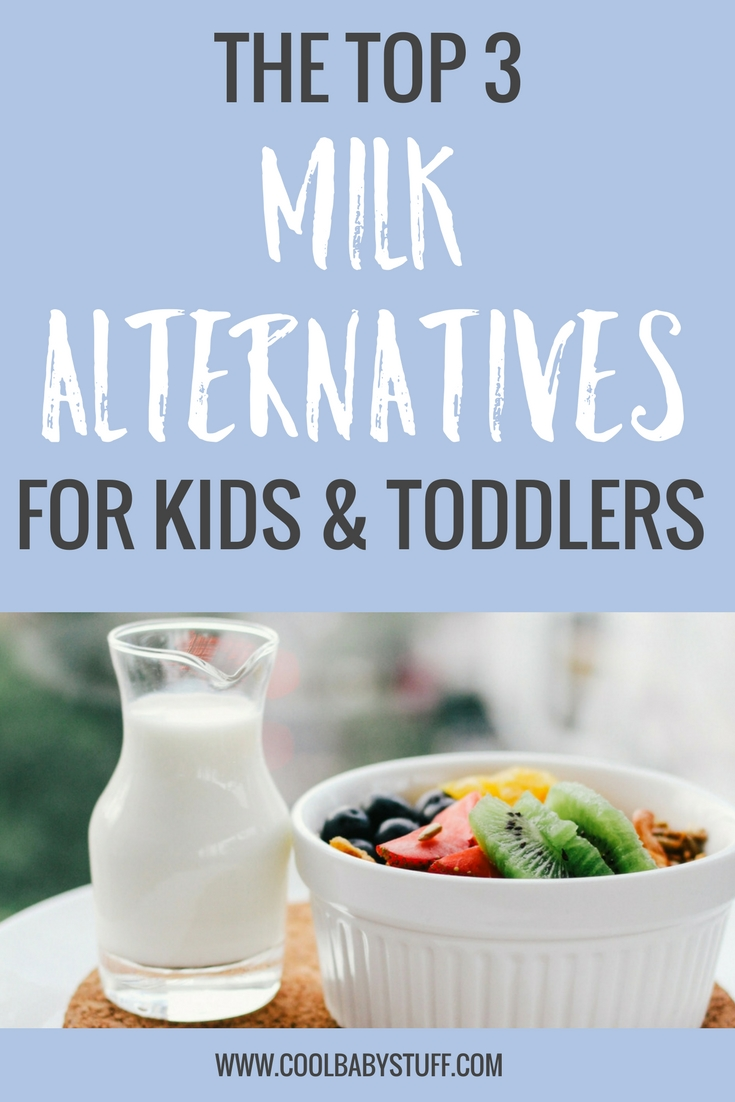 Kids need essential vitamins and nutrients to keep their brains and bones growing strong, and it can feel worrisome to not give them that through traditional milk. I've spoken with nutritionists and pediatricians, and these are a few milk alternatives for kids and toddlers that I've found.