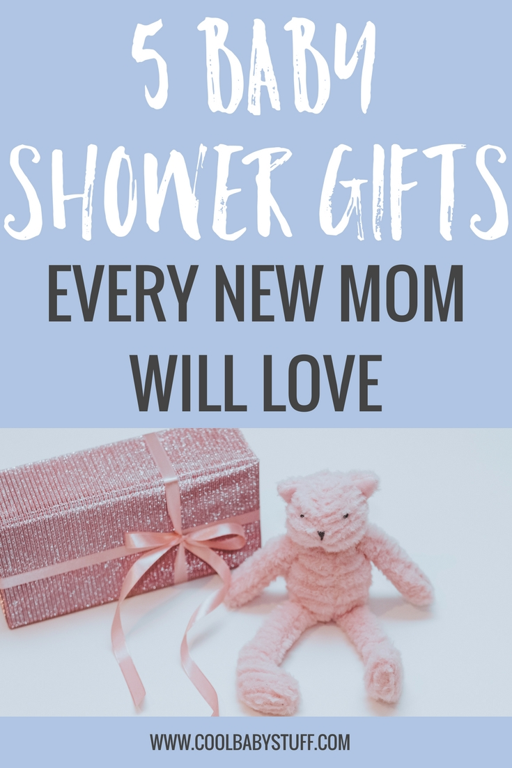 Choosing a gift from a registry is a safe bet, but if you want to be a little different, look no further!  From classic to creative, here are 5 baby shower gifts that any expecting mama is sure to love.